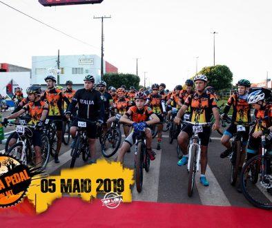 1º Terra pedal