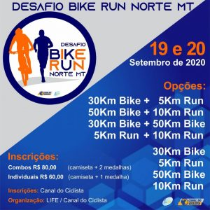 Desafio Bike Run Norte MT